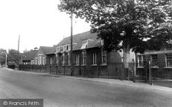 Stanford-Le-Hope, The School c.1960