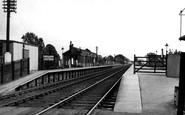 Stanford-Le-Hope, The Station c.1955