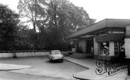 Stanford-Le-Hope, The Station c.1960