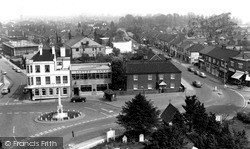 Stanford-Le-Hope, View From Church Tower c.1960