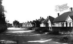 Stanford-Le-Hope, Wharf Road c.1960