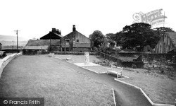 Stanhill, The James Hargreaves Memorial Garden c.1955