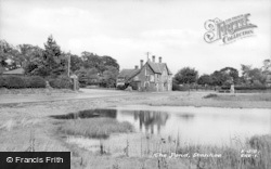 Stanhoe, The Pond c.1955