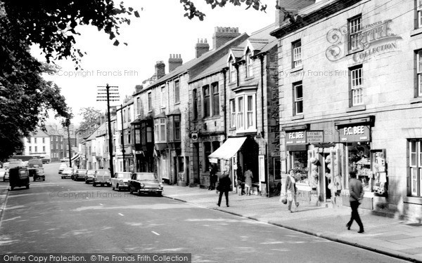 Photo of Stanhope, Front Street 1969, ref. s293106