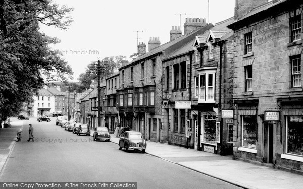 Stanhope, Front Street c1960