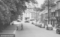 Stanhope, Front Street c.1960