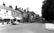 Stanhope, Front Street c1965