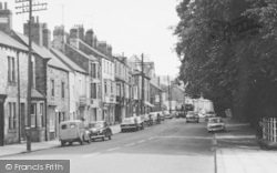 Stanhope, Front Street c.1965