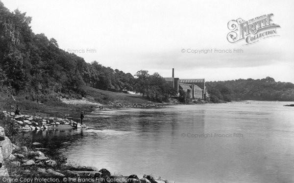 Stanley,Mills 1900,Tayside
