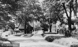 Easneye Drive c.1960, Stanstead Abbotts