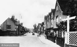 High Street 1929, Stanstead Abbotts