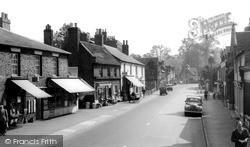 High Street c.1960, Stanstead Abbotts