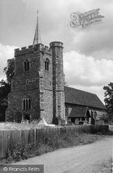 St James's Church c.1955, Stanstead Abbotts