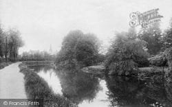 St Margarets On The Lea 1904, Stanstead Abbotts