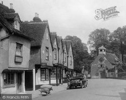 The Village 1929, Stanstead Abbotts