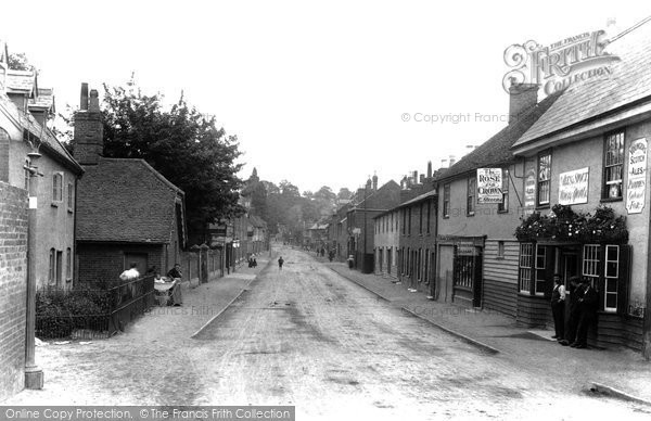 Stansted Mountfitchet © Copyright The Francis Frith Collection 2005. http://www.frithphotos.com