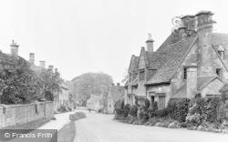 Stanton, The Village c.1960