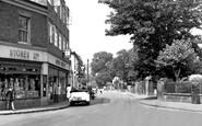 Stanwell, High Street c1955