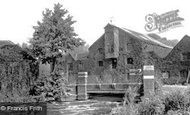 Stanwell Moor, the Old Mill c1955