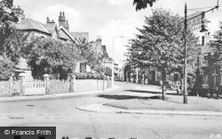 Stapenhill, St Peter's Street c.1955