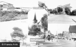 Stapleford, Composite c.1960