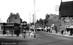 Stapleford, Derby Road c.1955