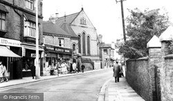 Stapleford, Derby Road c.1960