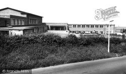 Stapleford, New School c.1955