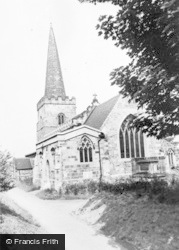 Stapleford, The Church c.1955
