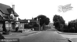Stapleford, The Magpie, Toton Lane c.1955