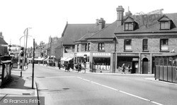 Stapleford, The Roach c.1955