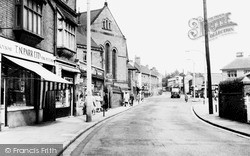 Stapleford, The Roach c.1960