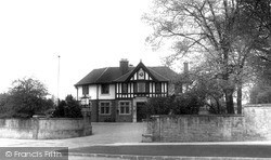 Stapleford, The Sherwin Arms, Derby Road c.1955