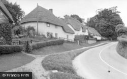 Stapleford, The Village 1958