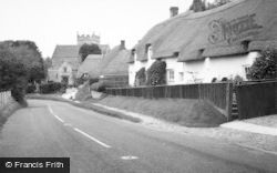 Stapleford, The Village 1963