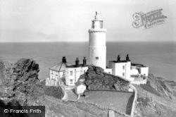 Lighthouse c.1955, Start Point