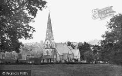 Church Of The Holy Trinity 1890, Startforth