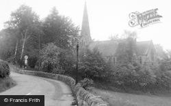 Holy Trinity Church c.1960, Startforth
