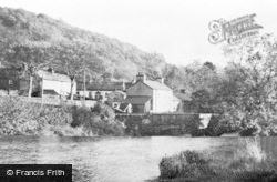 Staveley, Barley Bridge c.1955