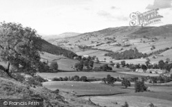 Staveley, From Lily Fell c.1955
