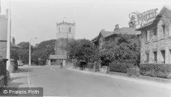 High Street c.1950, Staveley
