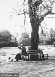 Memorial Gardens c.1965, Staveley