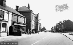 Staveley, Post Office 1963