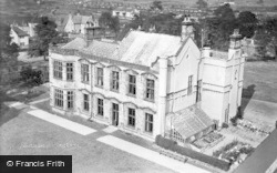 The Rectory c.1950, Staveley