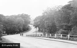 Troughbrook c.1950, Staveley