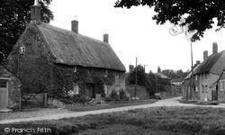 Staverton, Manor Road c.1955