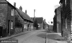 Staverton, Oakham Lane c.1955
