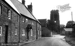 The Village And Church Of St Mary The Virgin c.1955, Staverton
