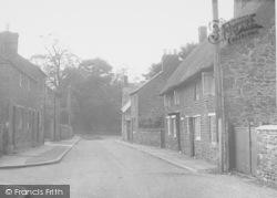 Staverton, The Village c.1955