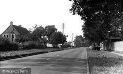 Staverton, Warwick Road c.1955